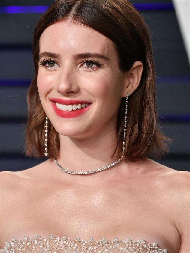 Emma Robert Medium Long Hairstyles