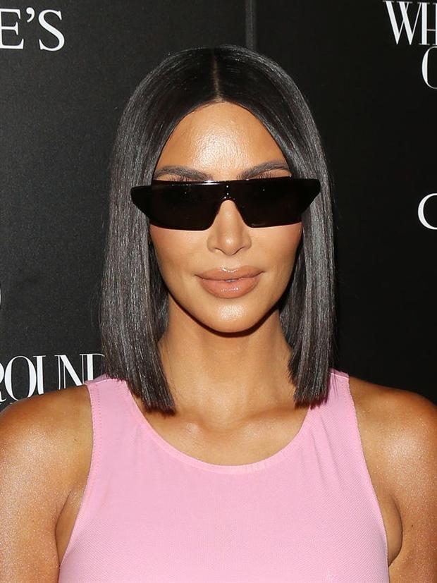 Kim Kardashian Bob Hairstyles and Haircuts