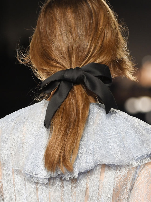 Special Ponytail Haircut