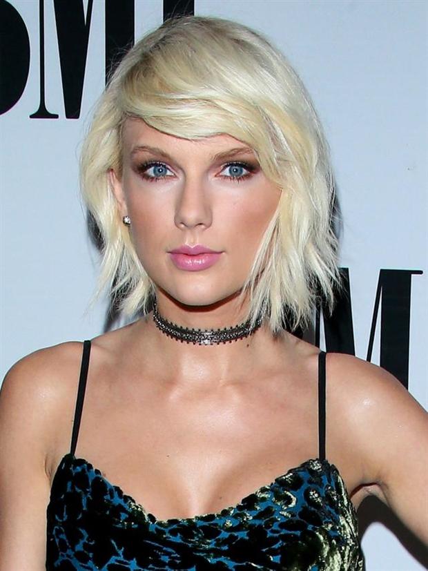 Taylor Swift Bob Hairstyles