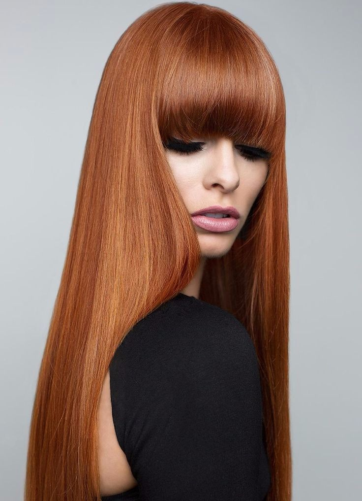 cut red hairstyles