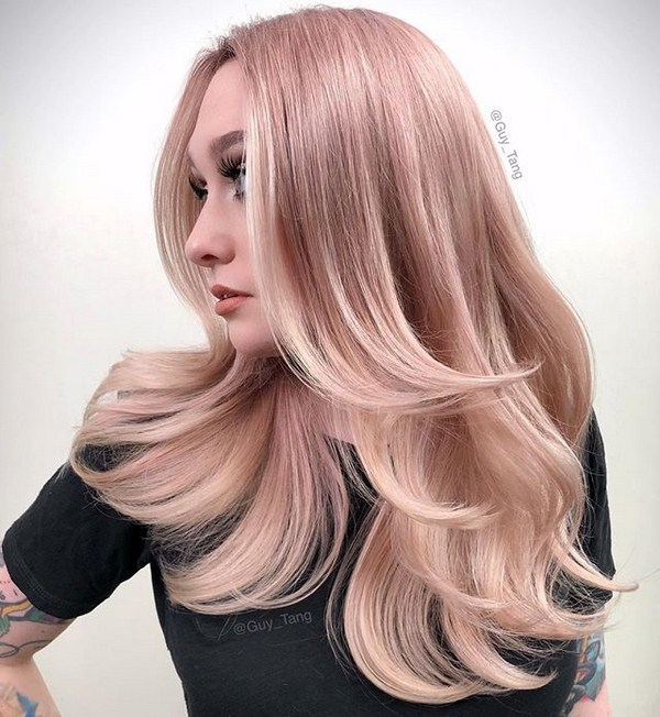 new long hairstyles 2020 for woman