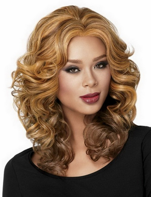 Beautiful Curly Hairstyles for Long Hair