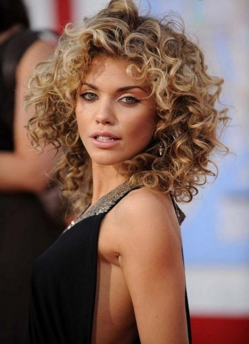 Famous Long Hairstyles curly
