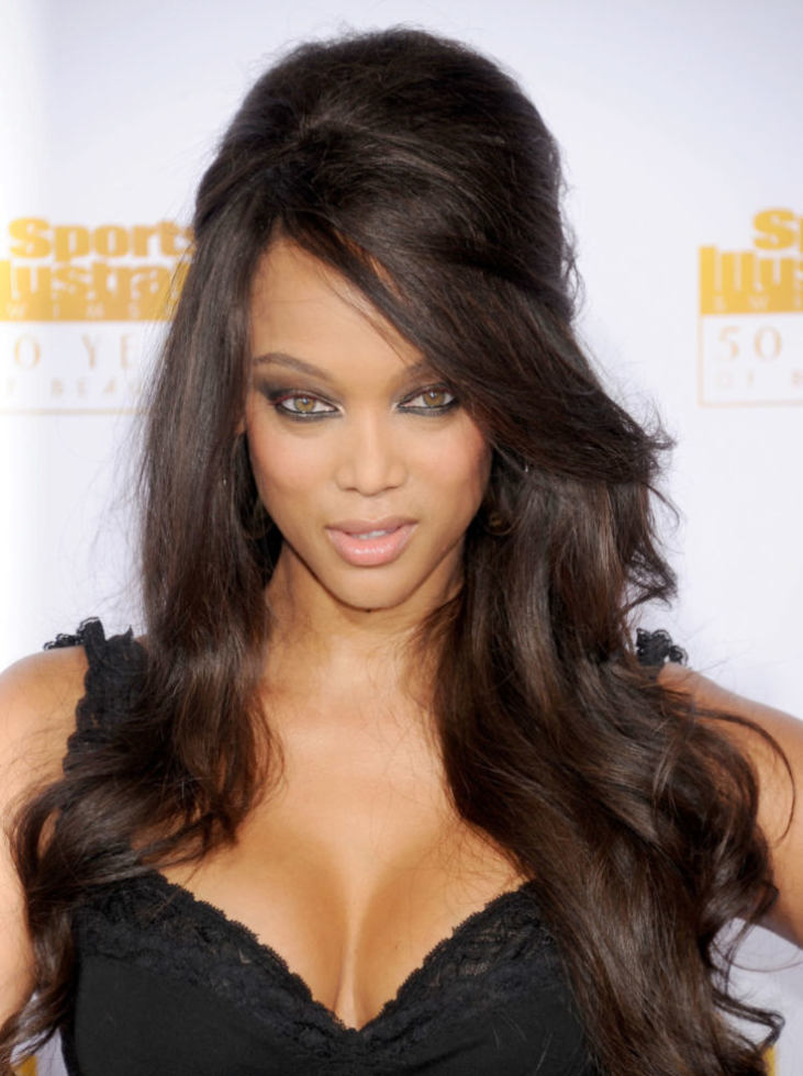 Hairstyles for Long Hair Hot and Pony