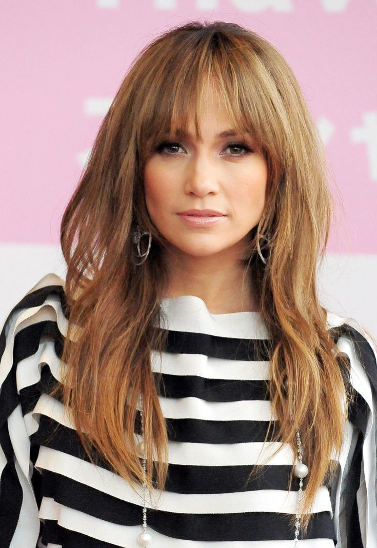 Hairstyles for Long Hair Jennifer Lopes