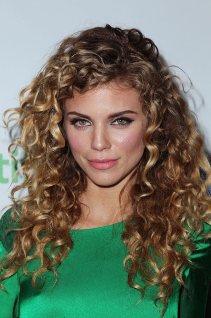 Hairstyles for Long Hair with Curly