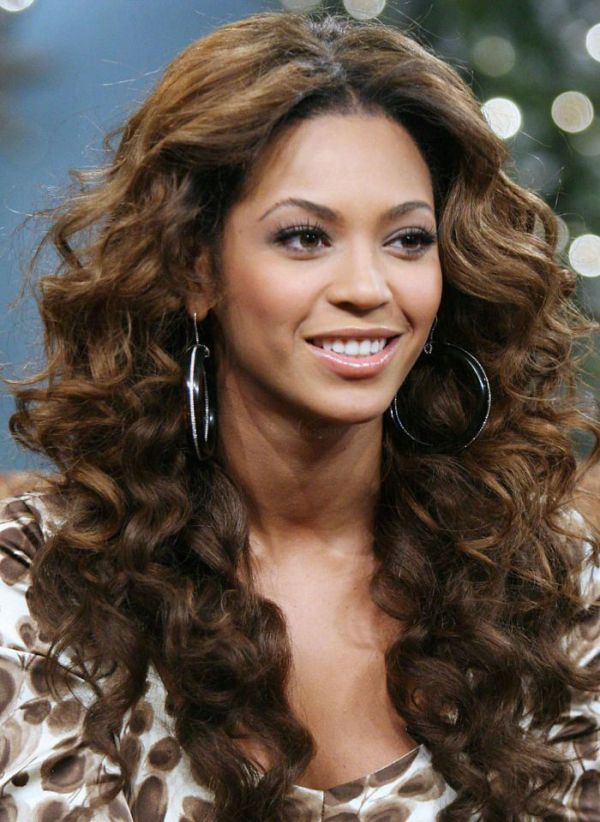 Long Curly Hairstyles Beyonce