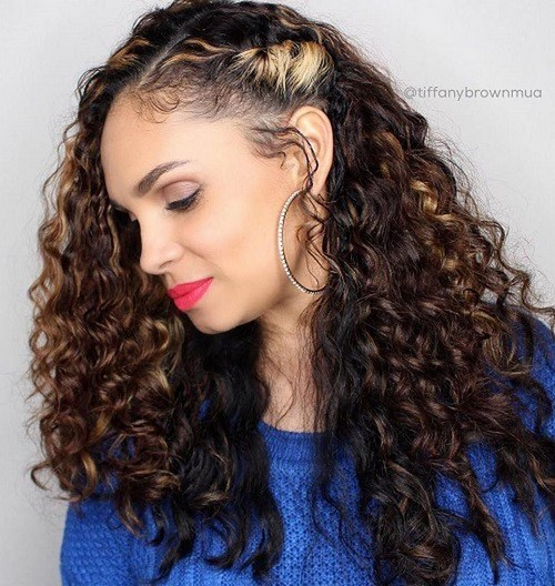 Long Hair Styles Ombre