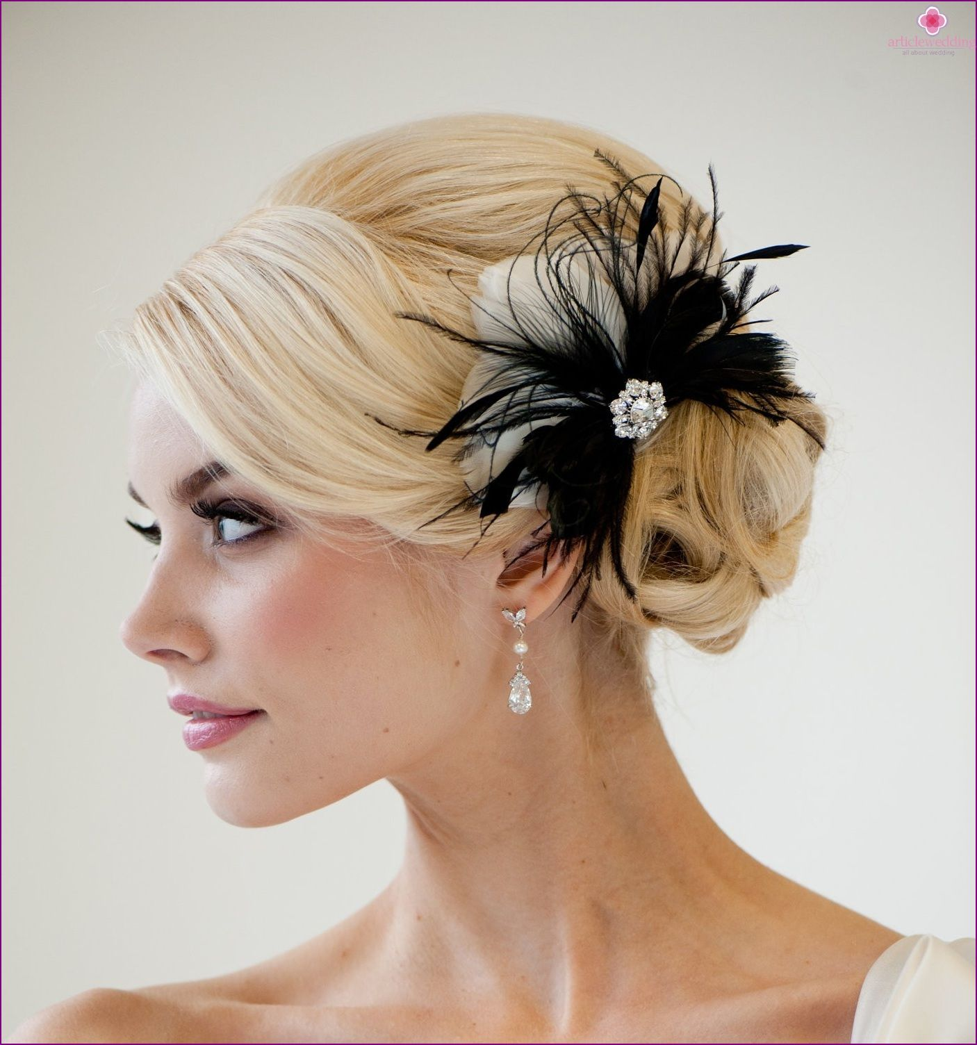 bridal buns new hairstyles