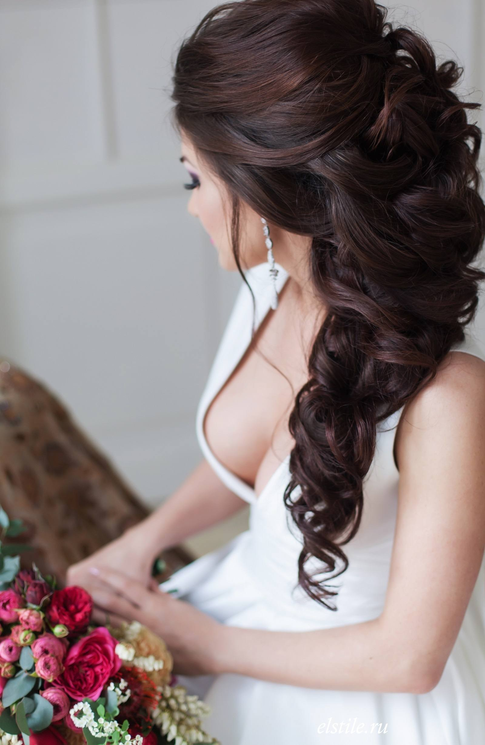 bridal hairstyles ponytail new