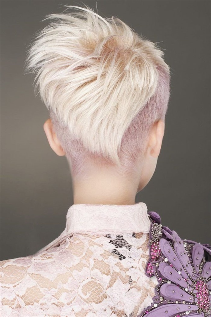 Short Asymmetric Hairstyles 2021