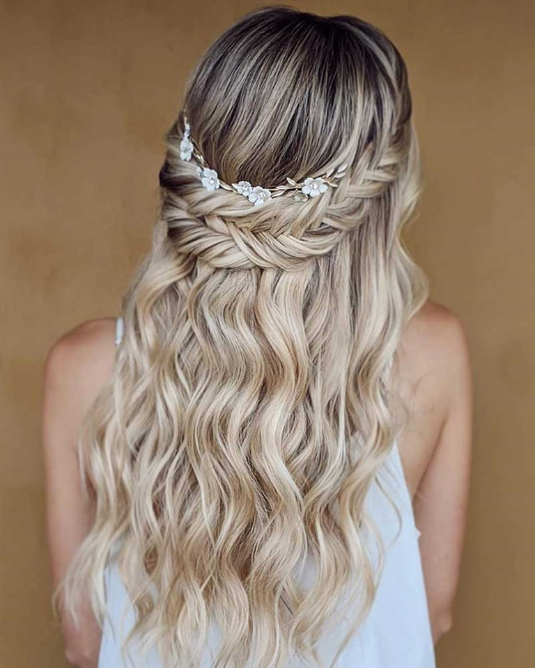 Braided Wedding Hairstyles 2021