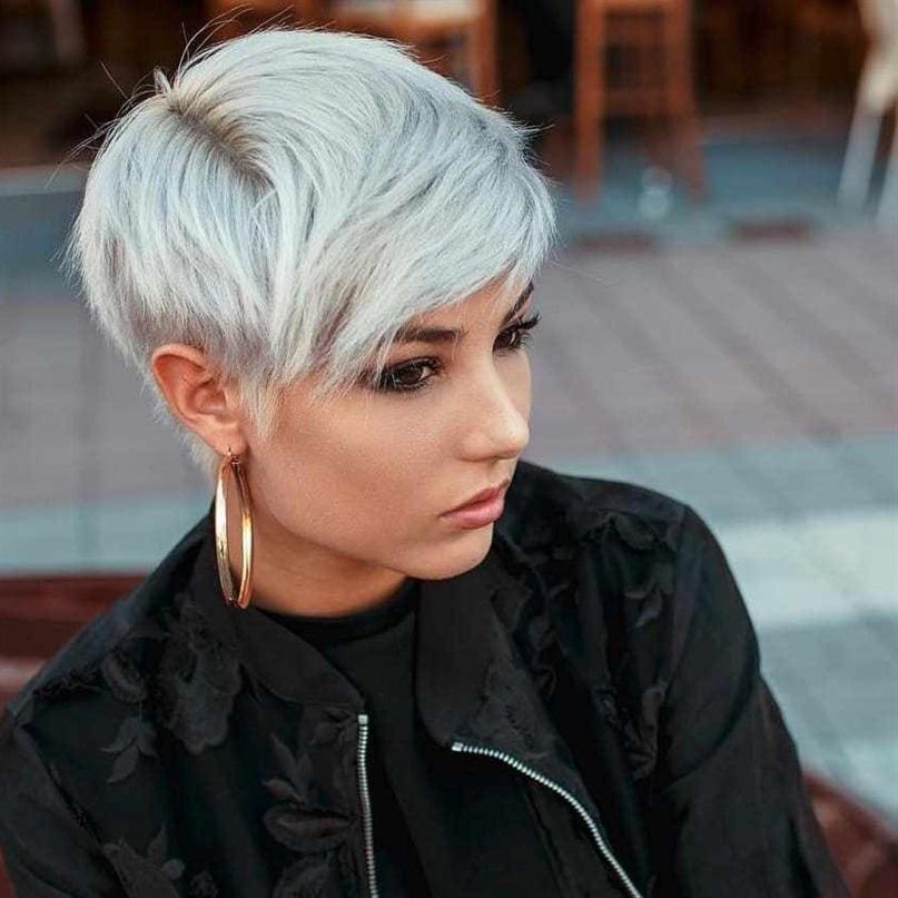 Pixie Hairstyles 2021 Female
