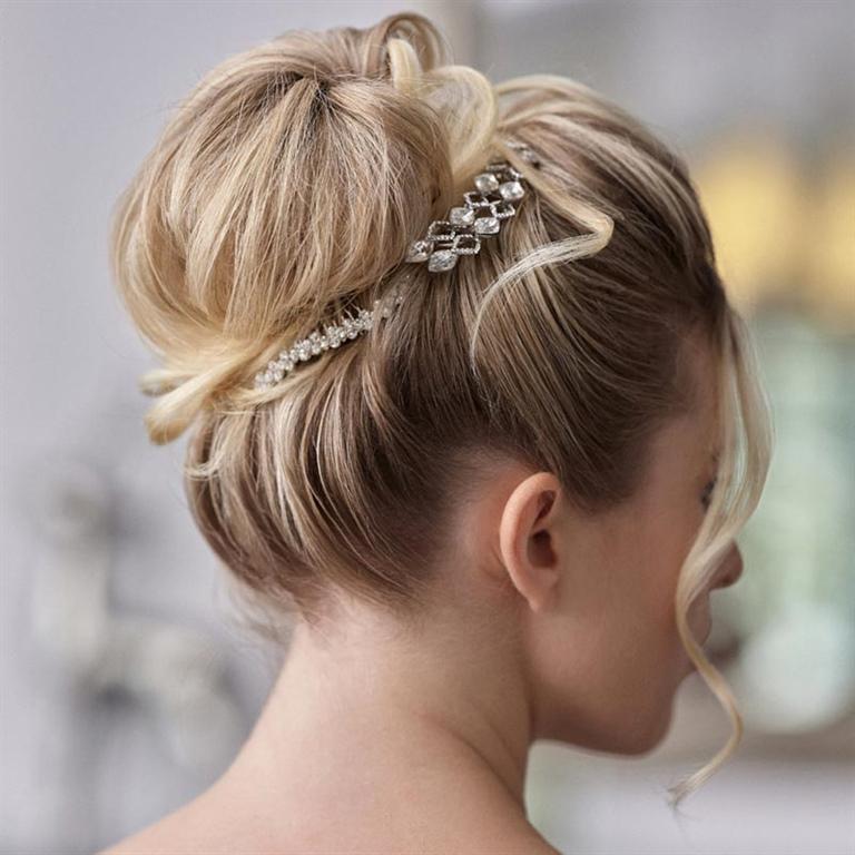 Wedding Day Bridal Hairstyles 2021