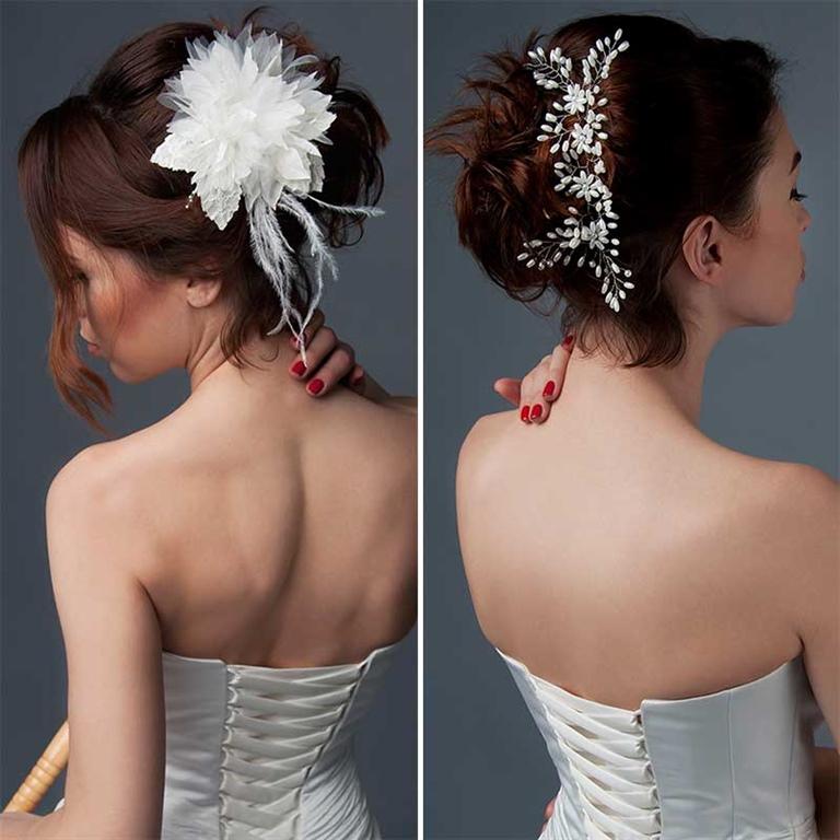 Wedding Hairstyles 2021 for Medium Hair