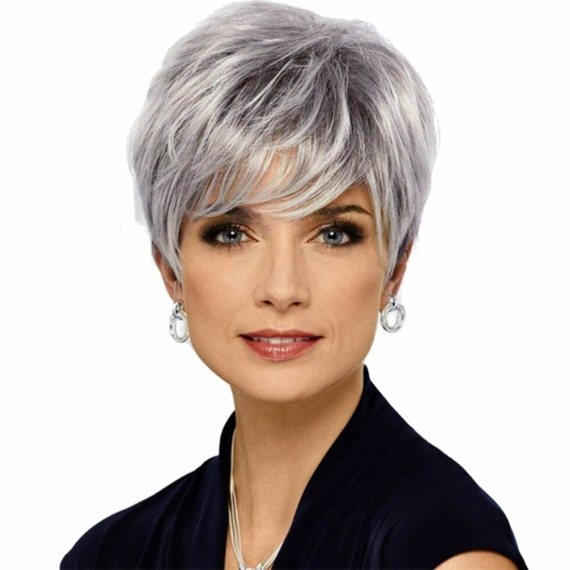 Short Hairstyles for Over 50 for Summer 2021