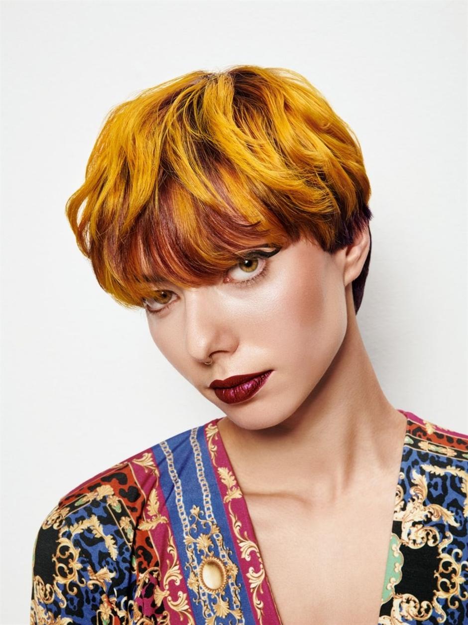 Hair Color Ideas 2021 Pixie