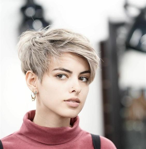 Modern Short Hair Trends 2021