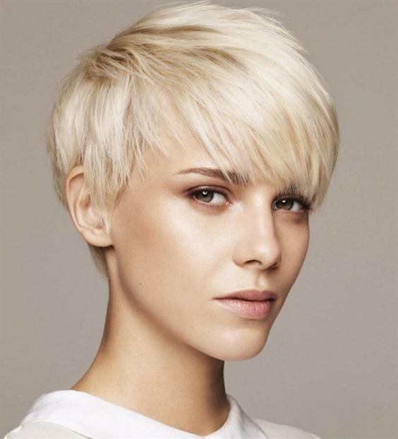 Pixie Short Hair Trends 2021