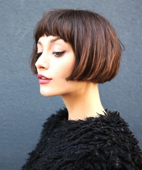 Short Hair Trends 2021 Asymmetric Bob